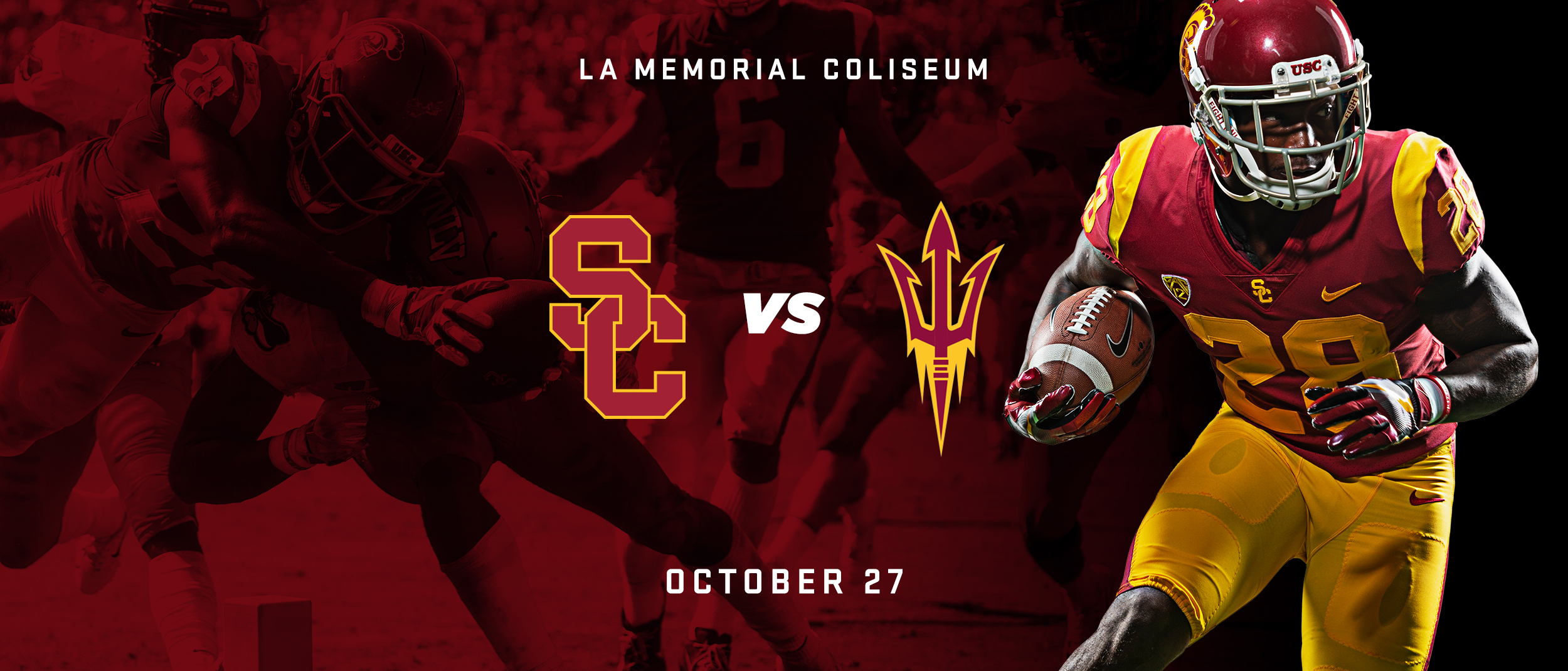 USC VS ARIZONA STATE