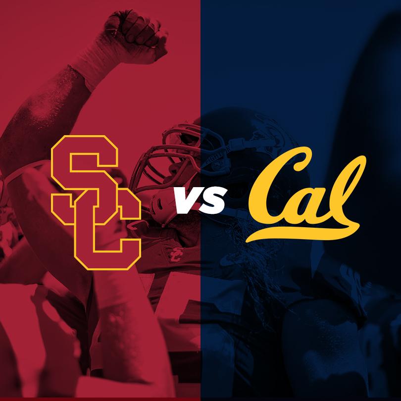 USC VS CALIFORNIA