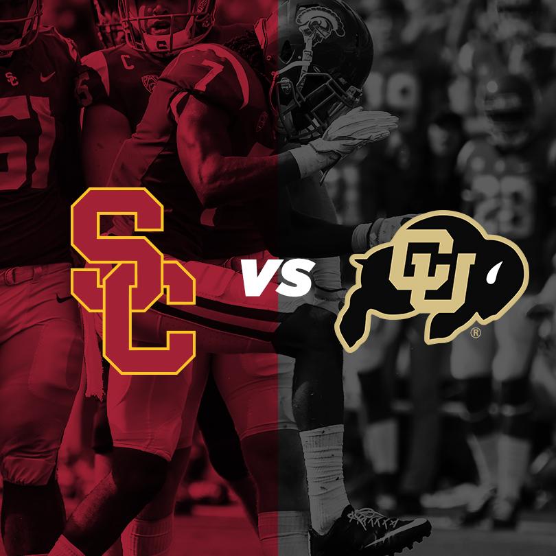 USC VS COLORADO