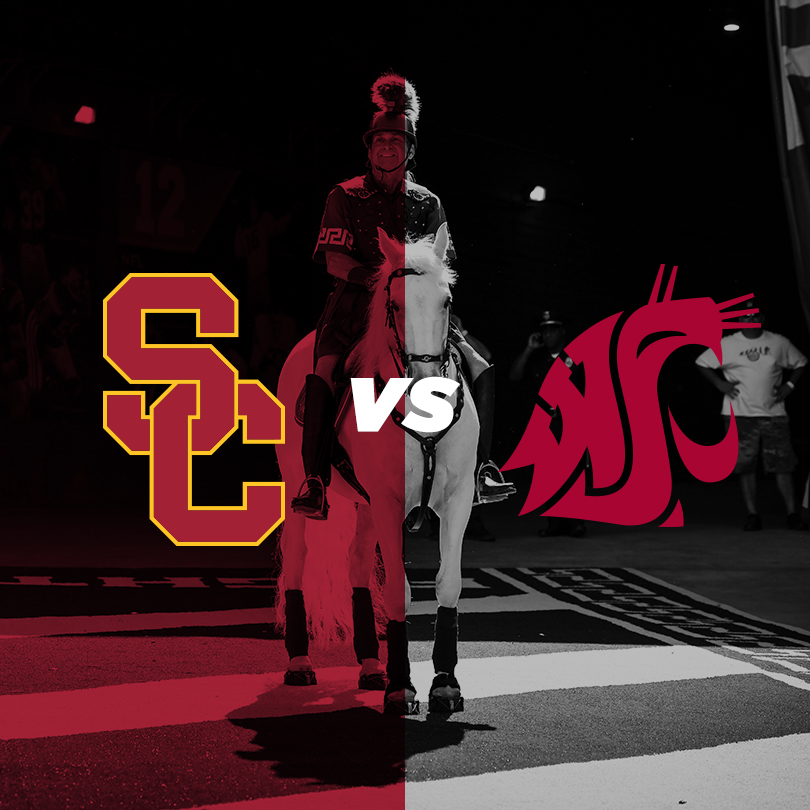 USC VS WASHINGTON STATE