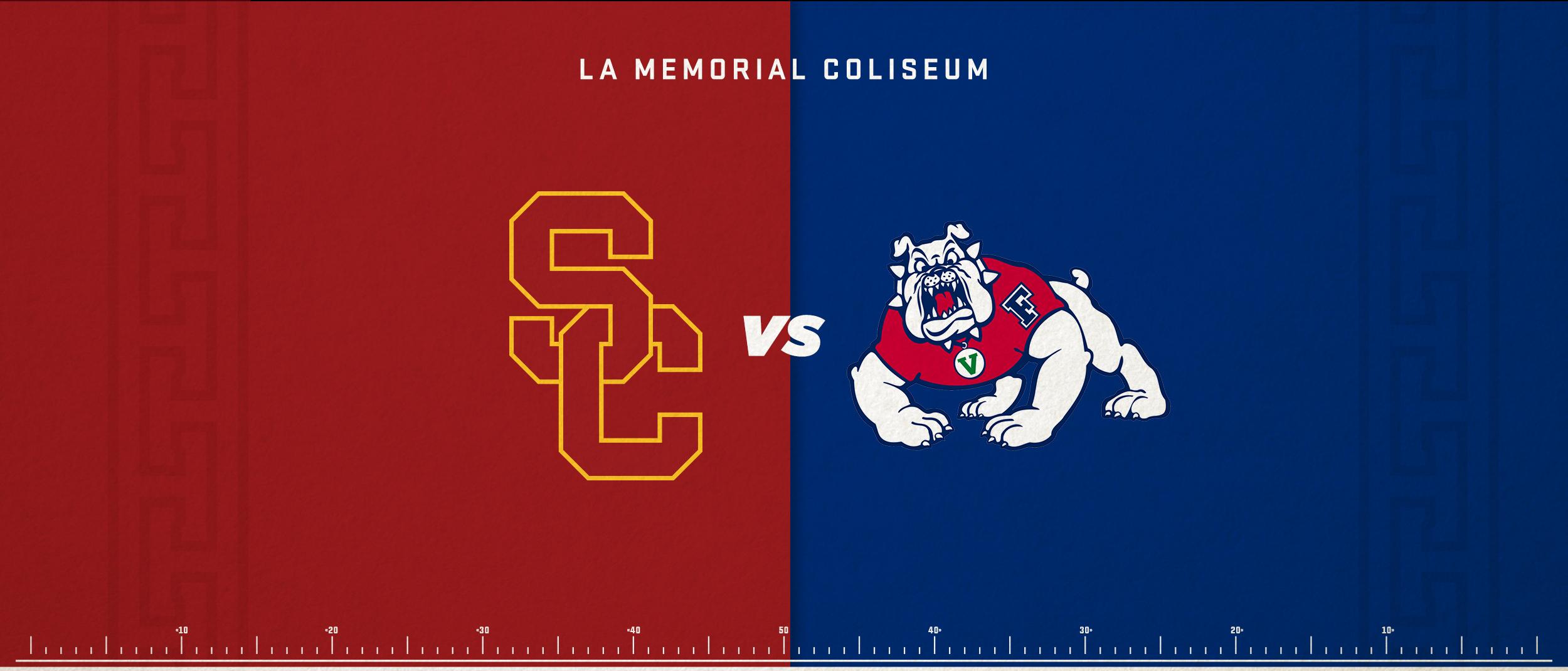 USC VS FRESNO STATE