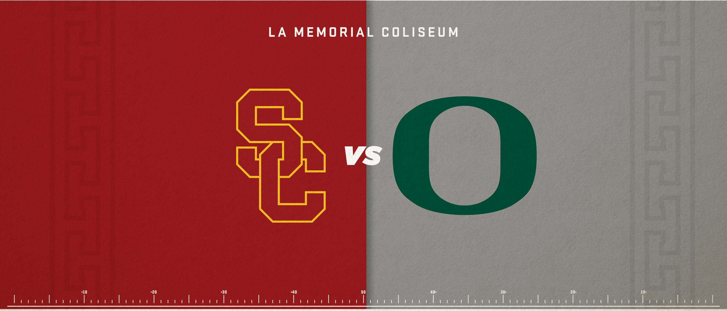 USC vs OREGON