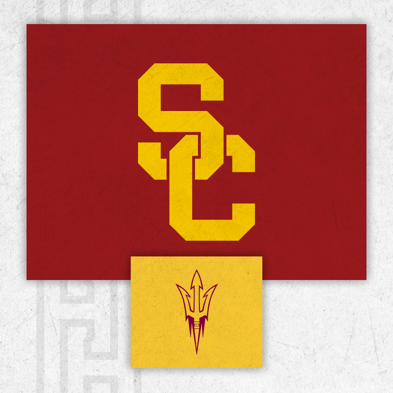USC vs ARIZONA STATE Image
