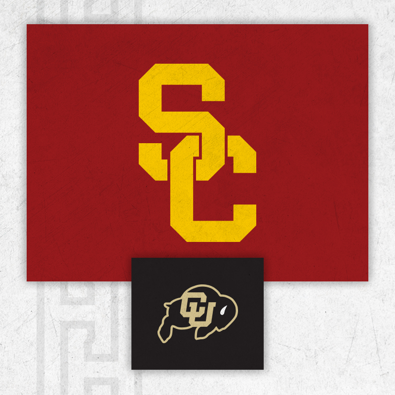 USC vs COLORADO