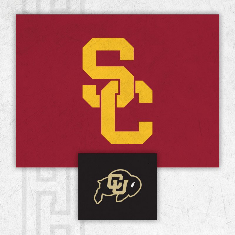 USC vs Colorado Image