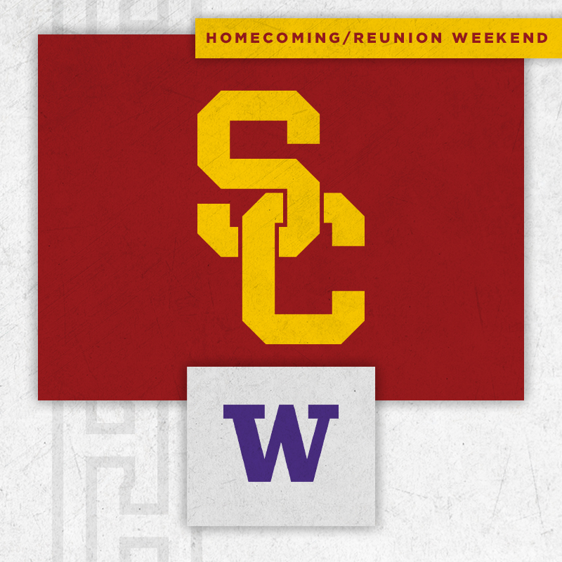 USC vs WASHINGTON Image