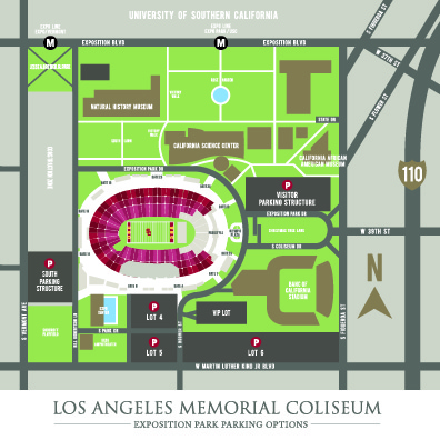 Expo Park Map