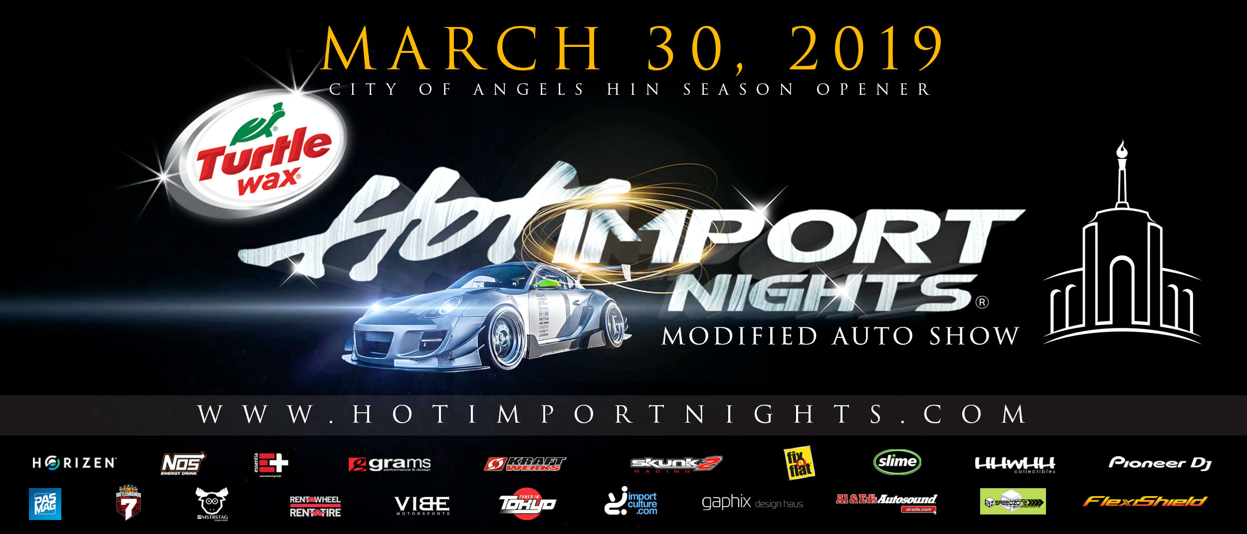 Hot Import Nights