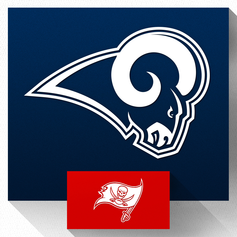 Rams vs Buccaneers Image