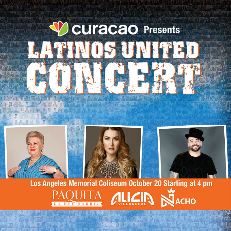 LATINOS UNITED CONCERT