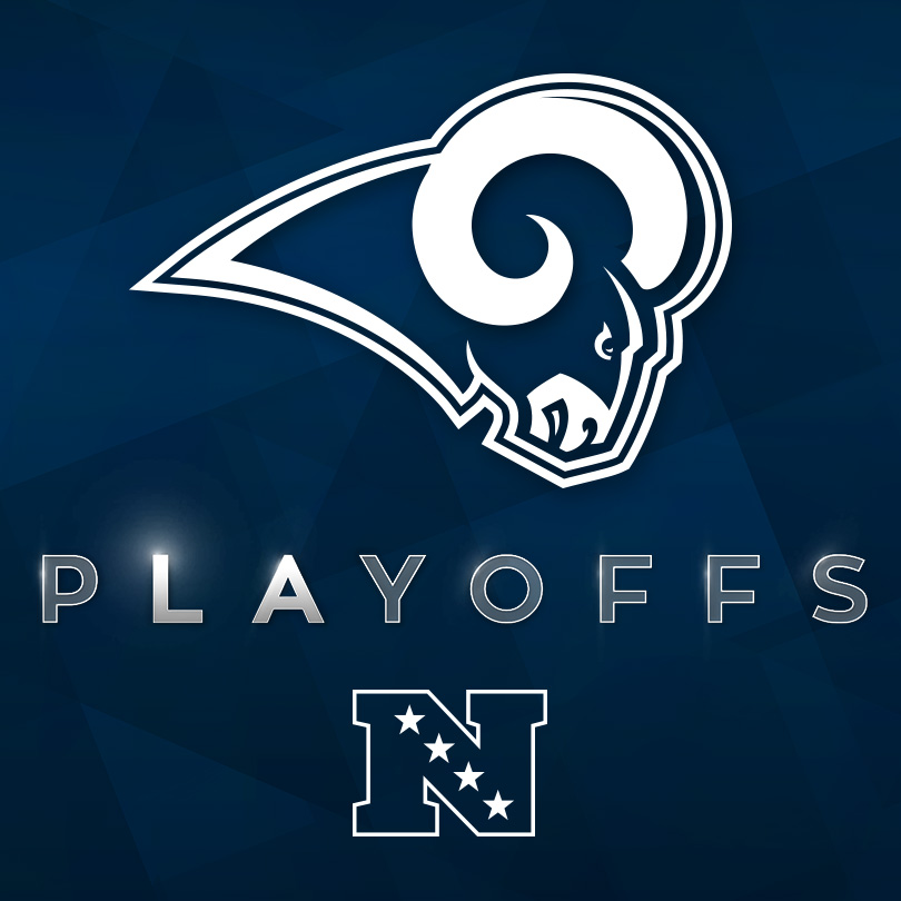 Rams Playoffs NFC Divisional Game