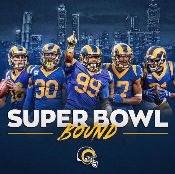 Super Bowl Bound