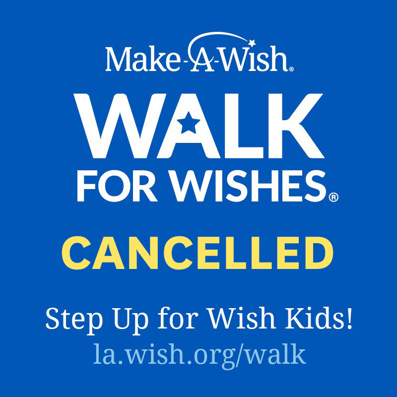 Walk for Wishes (Cancelled)
