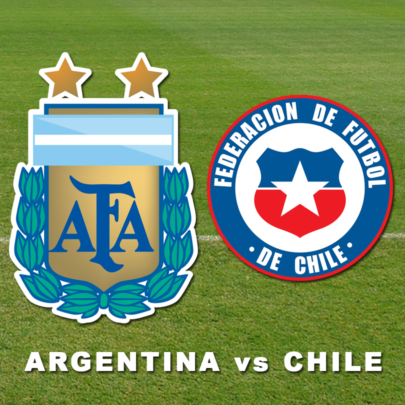 Argentina vs Chile Image