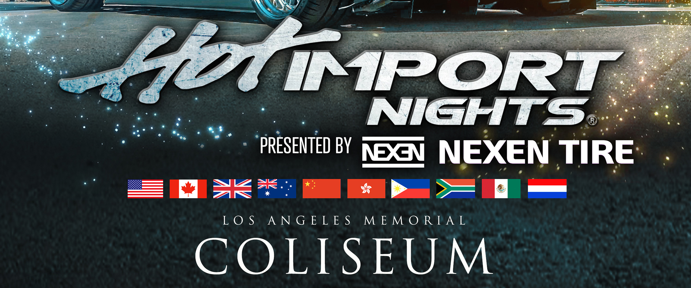Hot Import Nights 2020 (New Date)