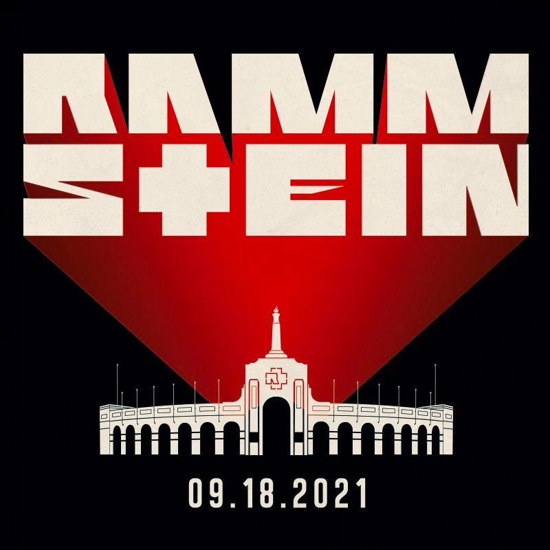Rammstein (Rescheduled to 9/18/2021) Image