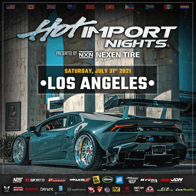 Hot Import Nights 2021 Image
