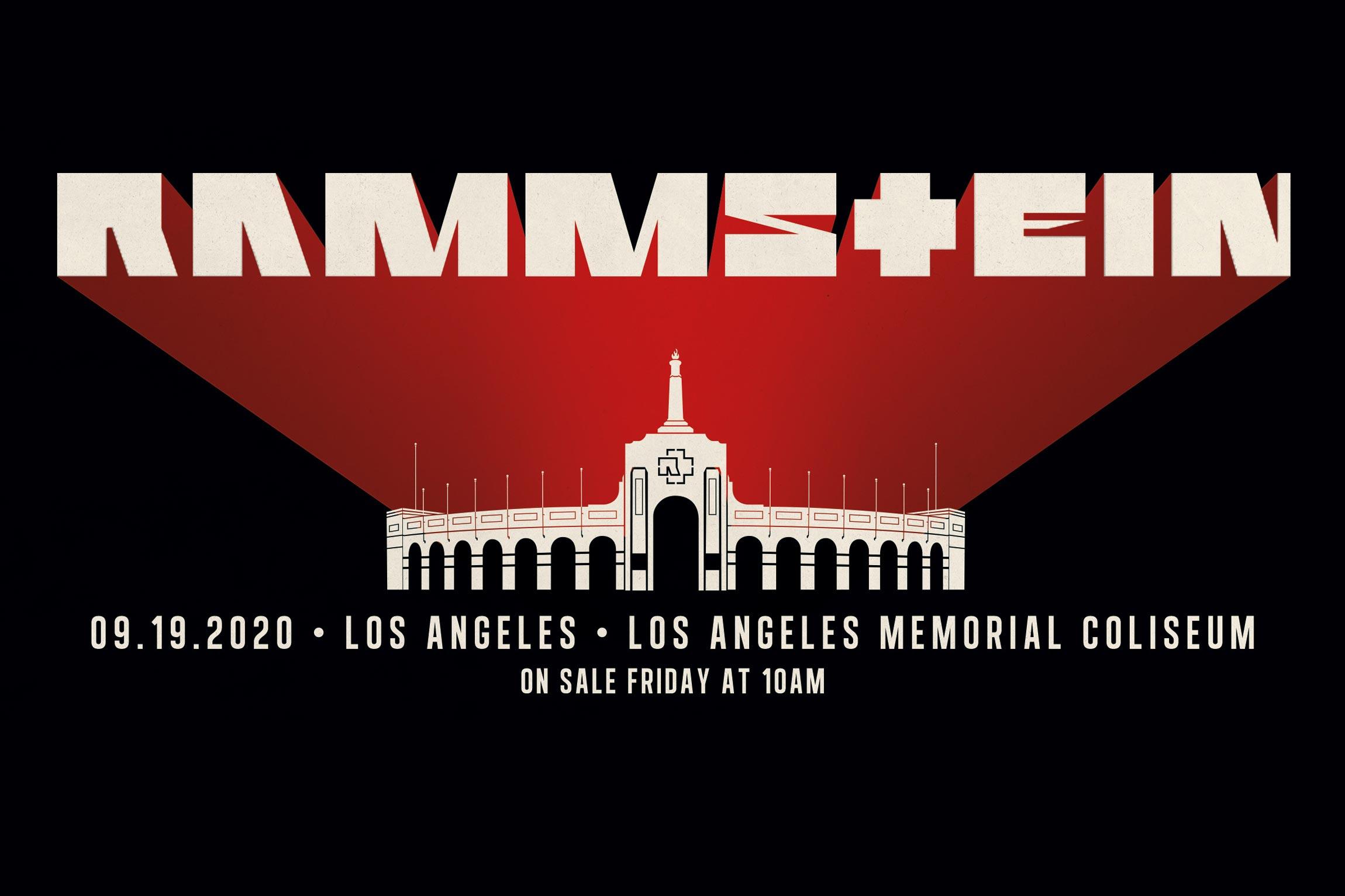 Rammstein Press Release