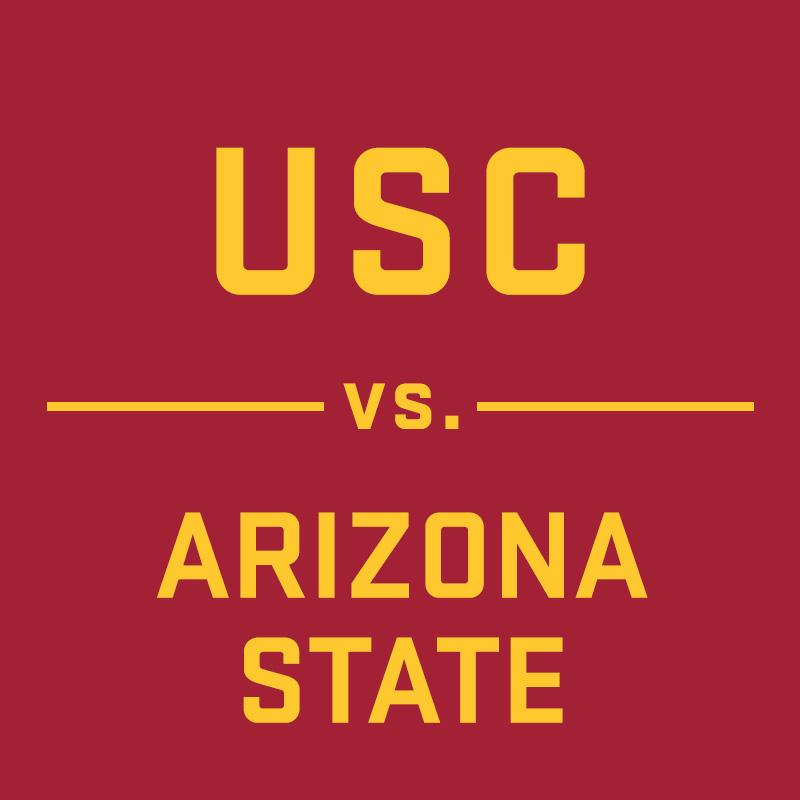 USC vs ARIZONA STATE Image