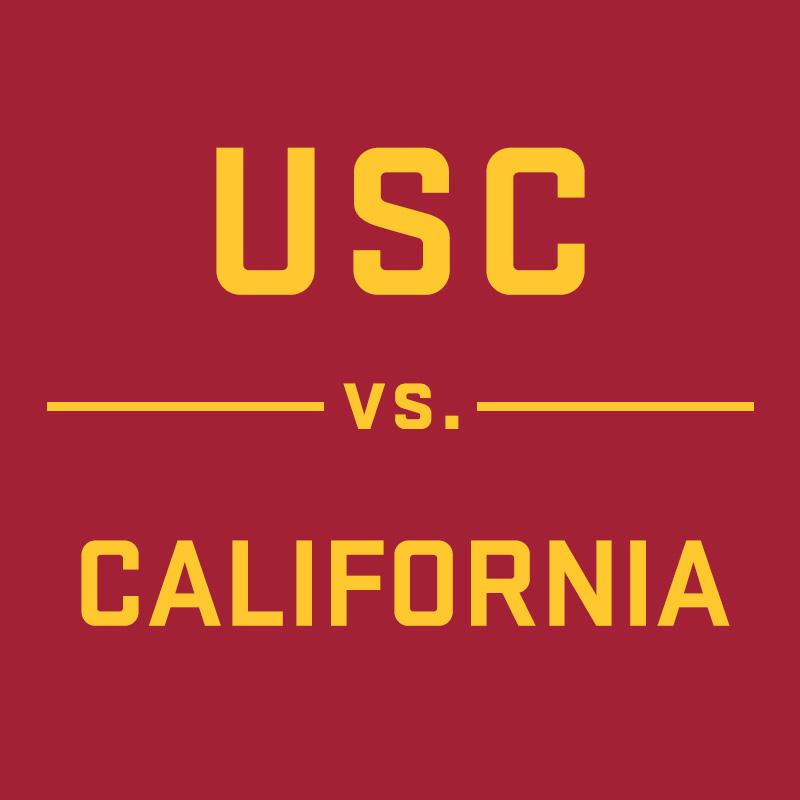 USC vs CALIFORNIA Image