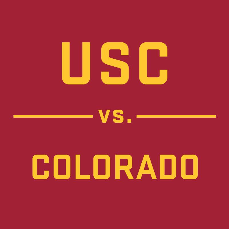 USC vs COLORADO Image