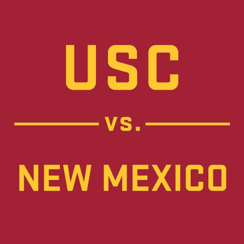 USC vs NEW MEXICO