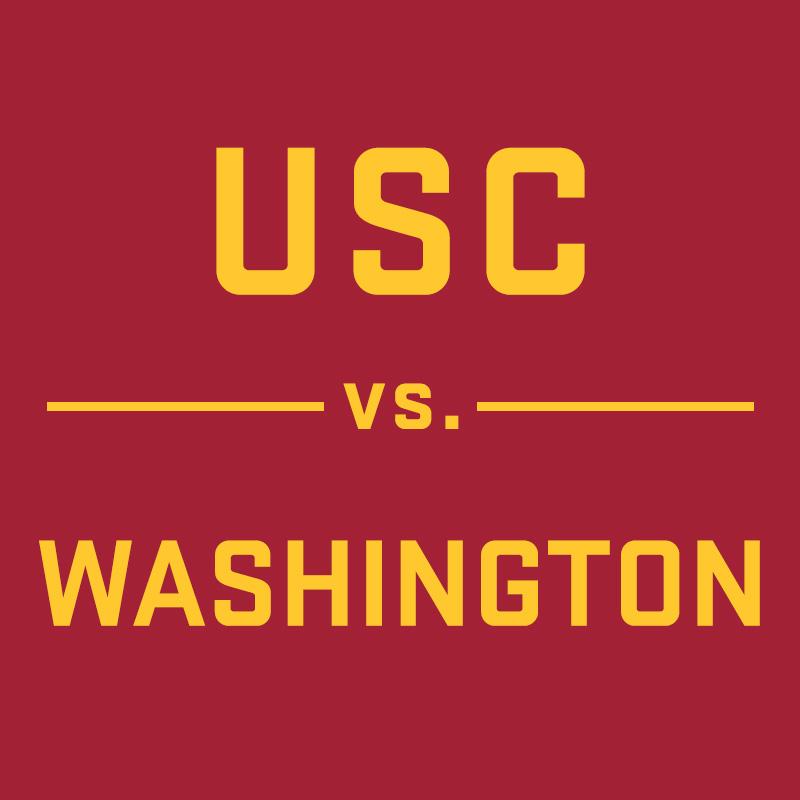 USC vs WASHINGTON Image