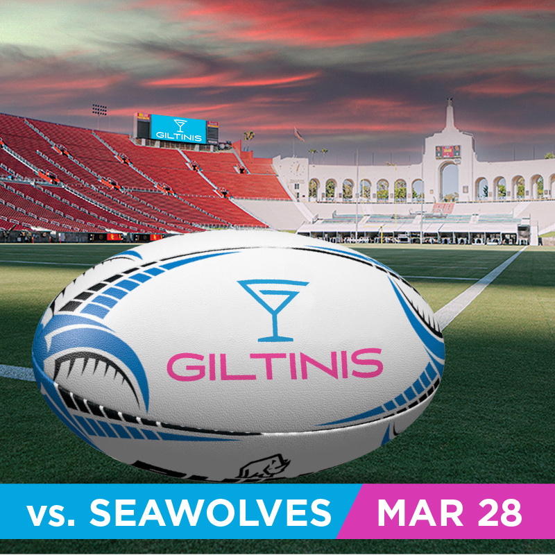 Seawolves at Giltinis