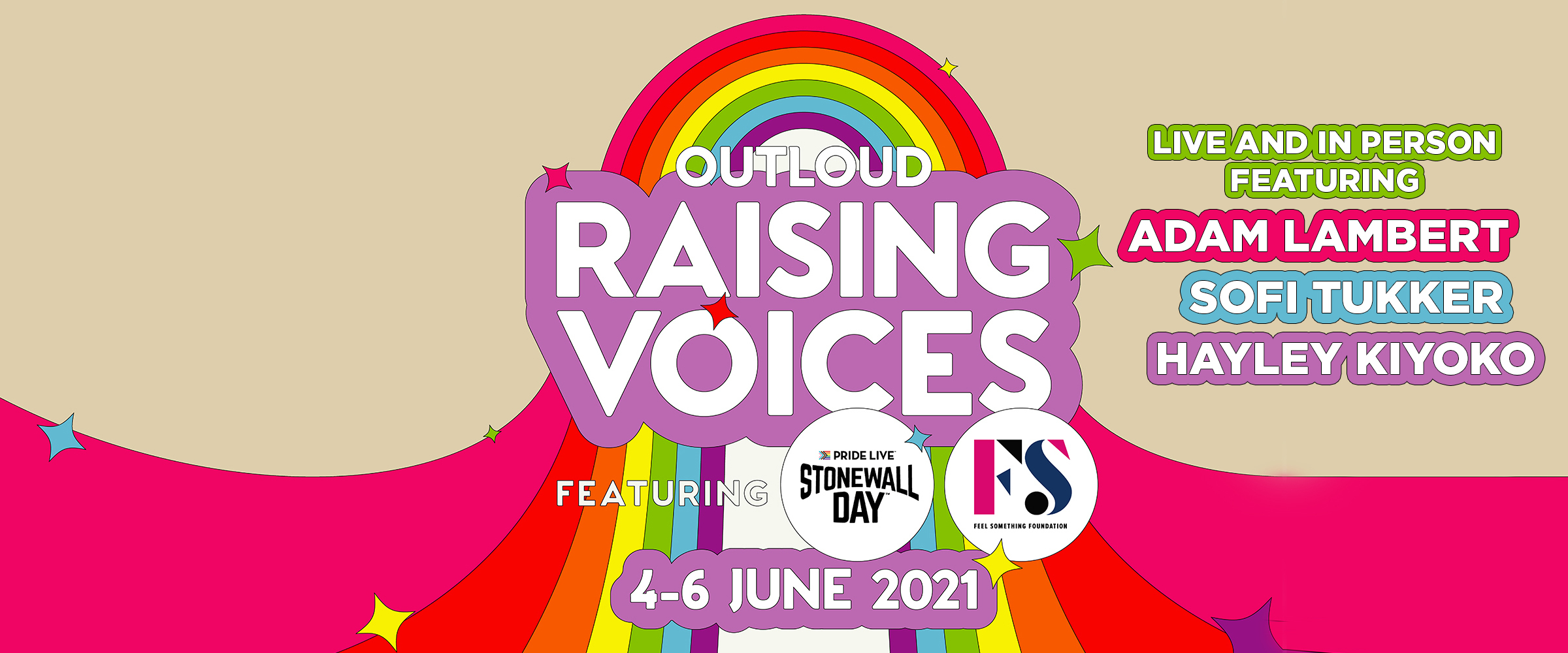 OUTLOUD: Raising Voices