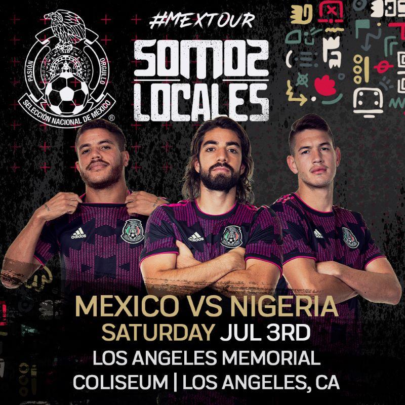 Mexico vs. Nigeria Image