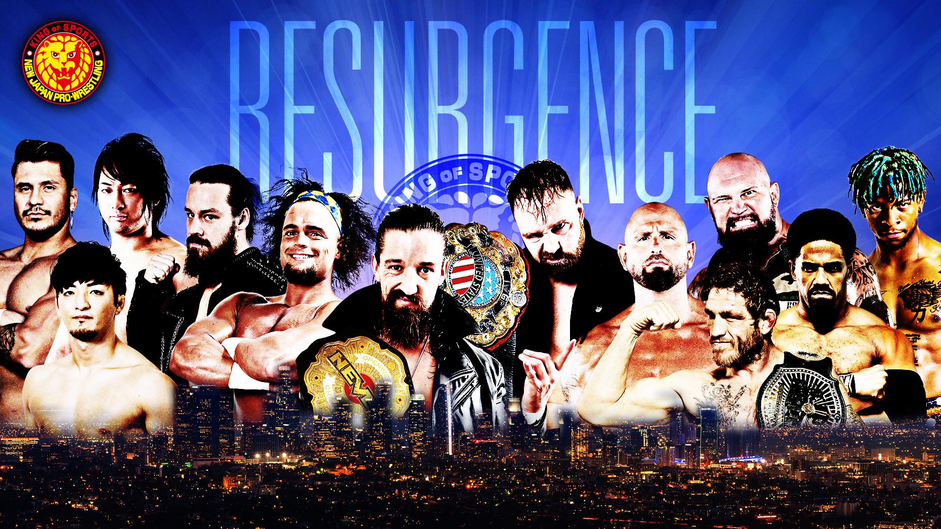 Resurgence: New Japan Pro-Wrestling