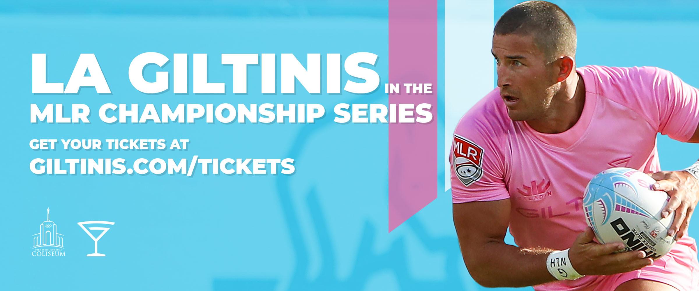 Giltinis vs Rugby ATL – MLR CHAMPIONSHIP