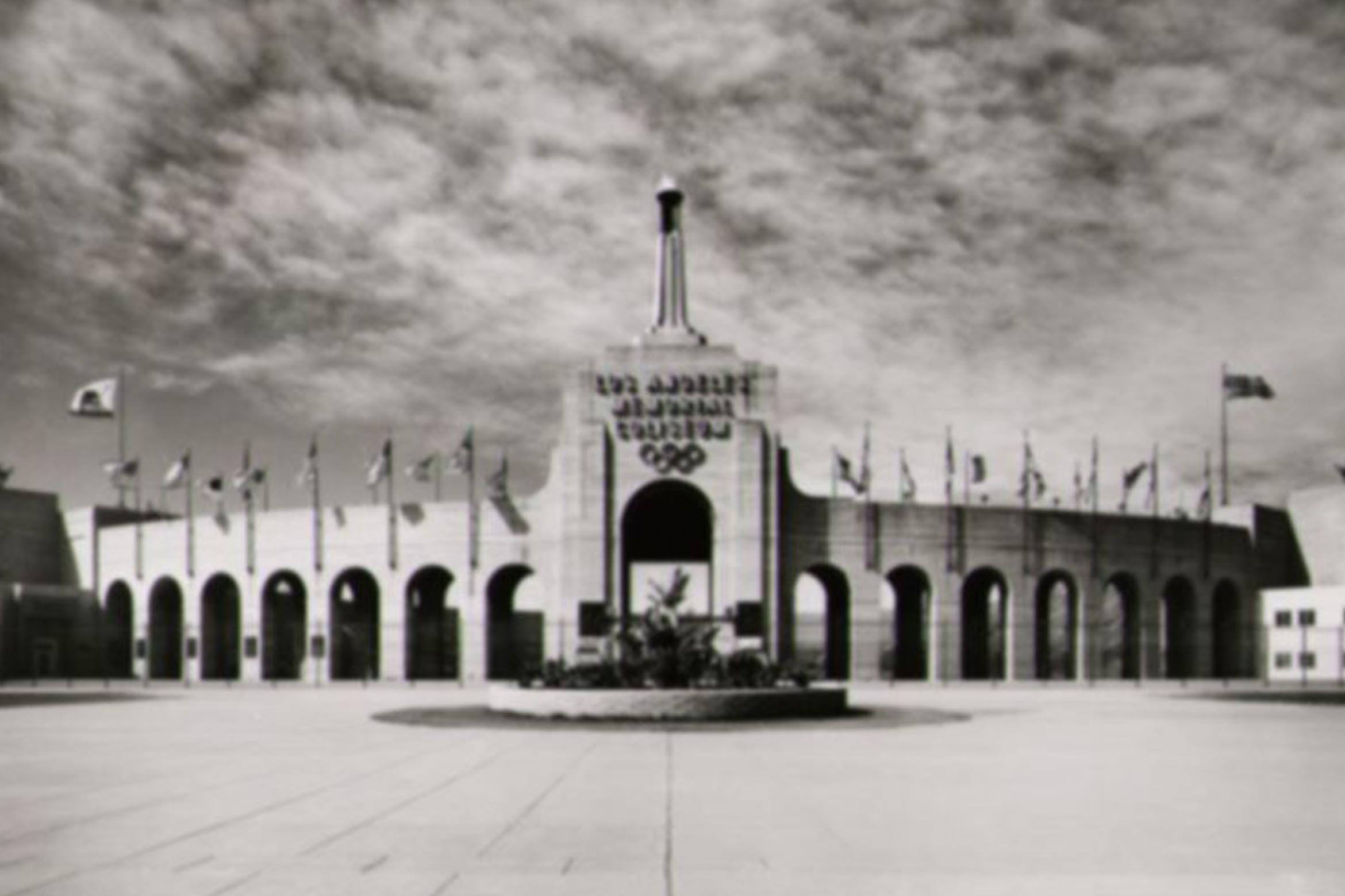 The 1932 Olympic Games - 83 Years Later - Los Angeles Coliseum