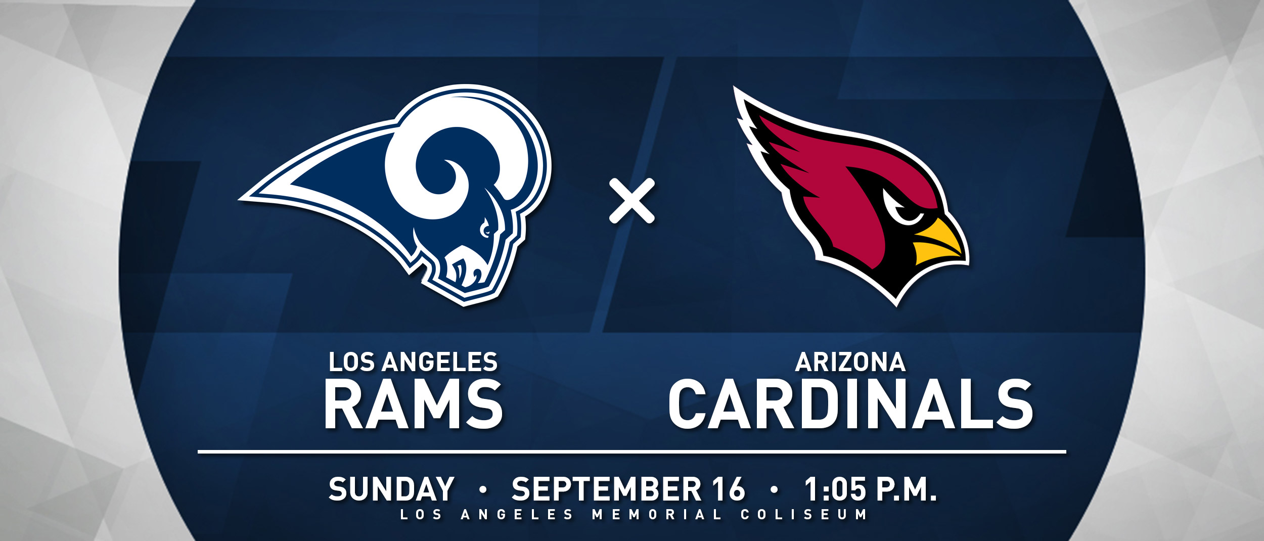 RAMS VS CARDINALS