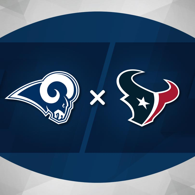 RAMS VS TEXANS